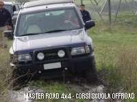Corsi fuoristrada e SUV, scuola 4x4